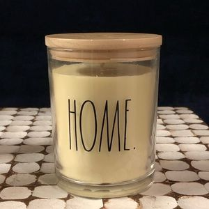 NEW RAE DUNN 16oz HOME CANDLE SCENT VANILLA